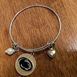 Jewelry - Penn State Alex and Ani bracelet